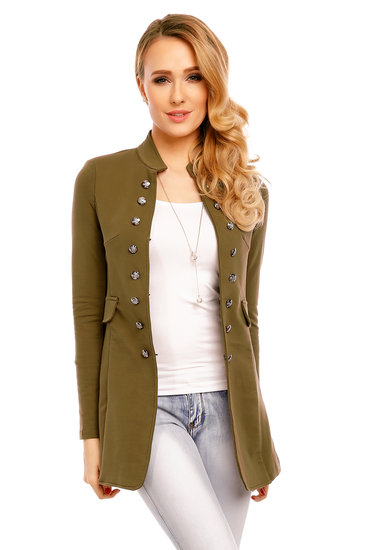 Blazer Beauty J-9538 Khaki L