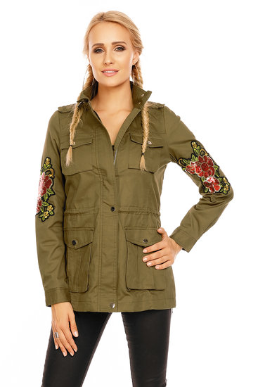 Jacket Osley NK3113 Khaki