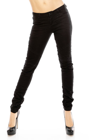 Pants Sublevel D8977E61258B28 Black XS