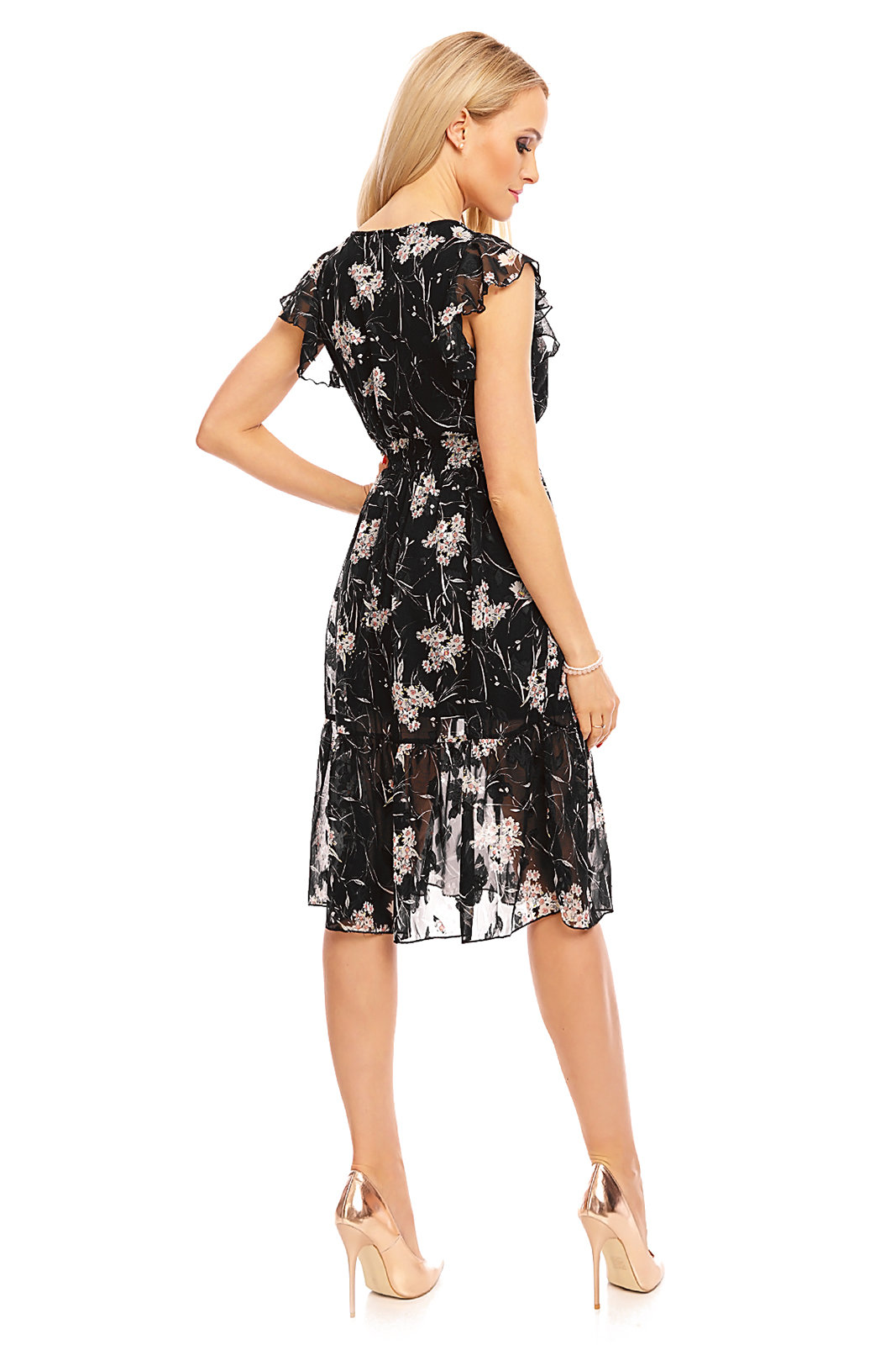 Dress In Vogue V897 Black